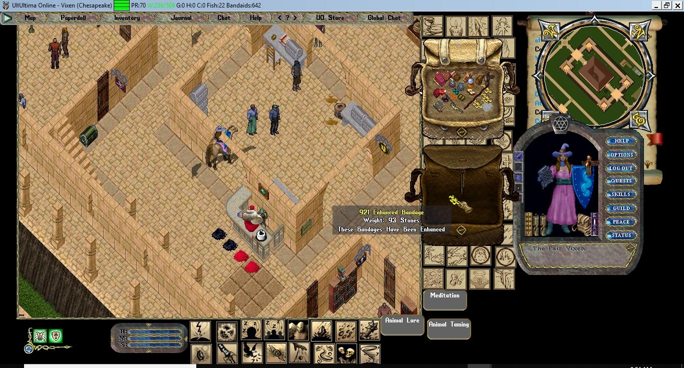 tugsoft ultima online