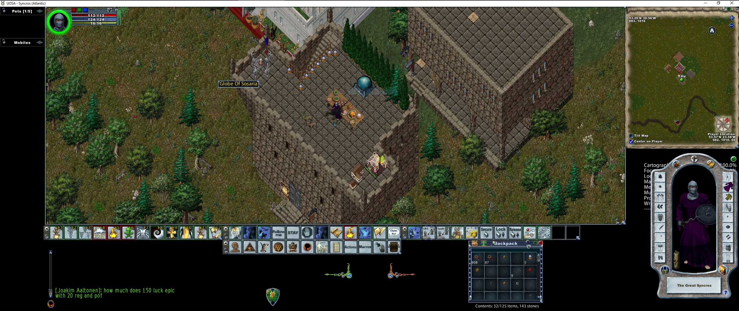 How do you play? - Ultima Online Forums