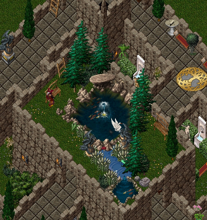 Koi ponds post your deco 39 d ponds ultima online forums for Koi pond forum